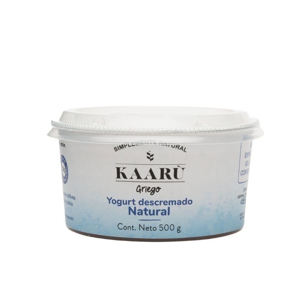 Yogurt Griego - Kaaru -...